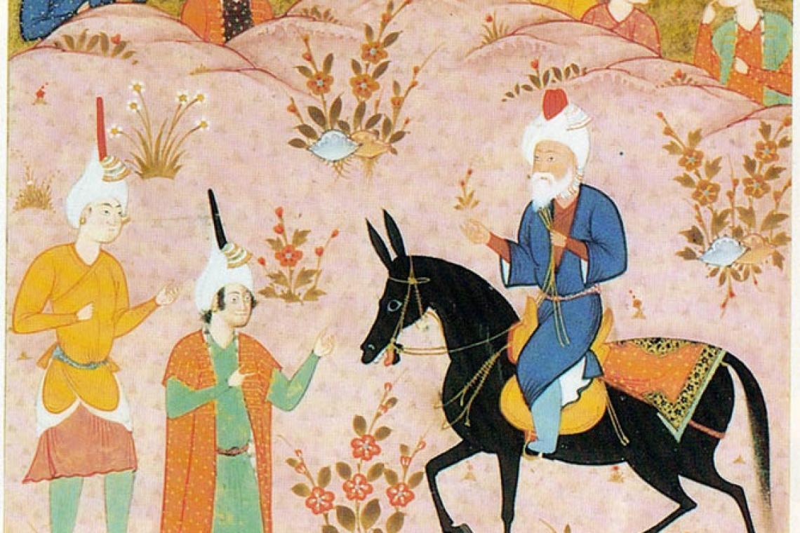 Mística sufí